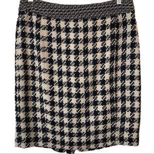 Tory Burch • Darren Tweed Pencil Skirt